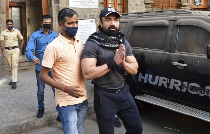 Mumbai: Actor Ajaz Khan, who was arrested by NCB in drug case, tests  positive for COVID-
