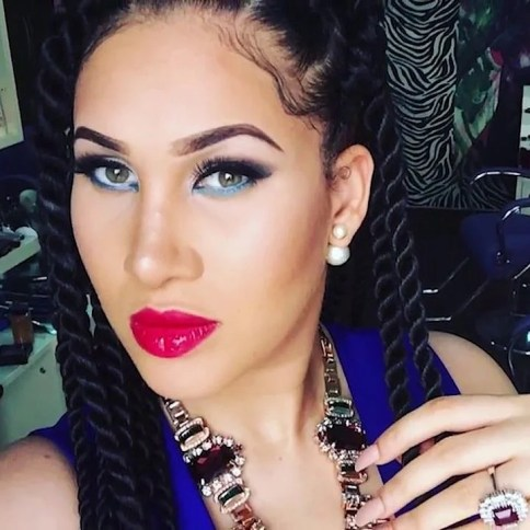 Meet The Young Man Who Stole Caroline Danjuma's Heart