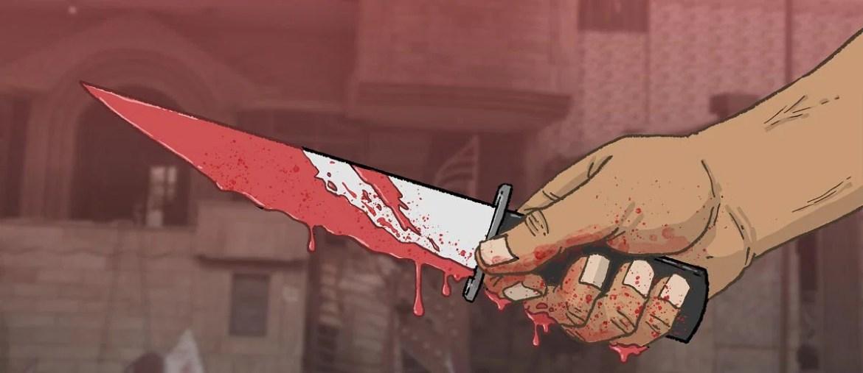 फरीदाबाद में डबल मर्डर, घर में घुसकर पति-पत्नी के पहले हाथ बांधे, फिर हत्या की