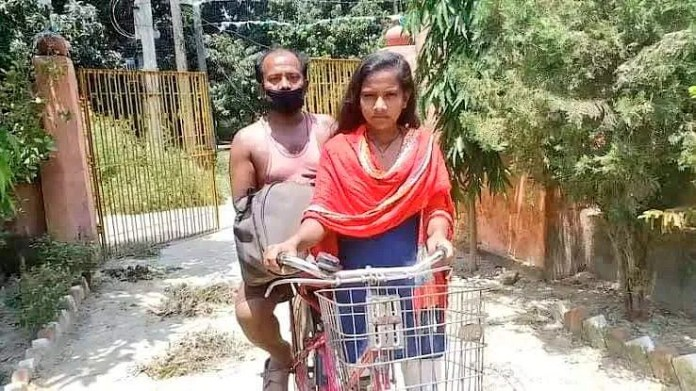 15 Year Old Jyoti Kumari Who Cycled 1200 Km Amid Lockdown Invited ...