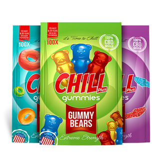 Chill Plus CBD Gummies