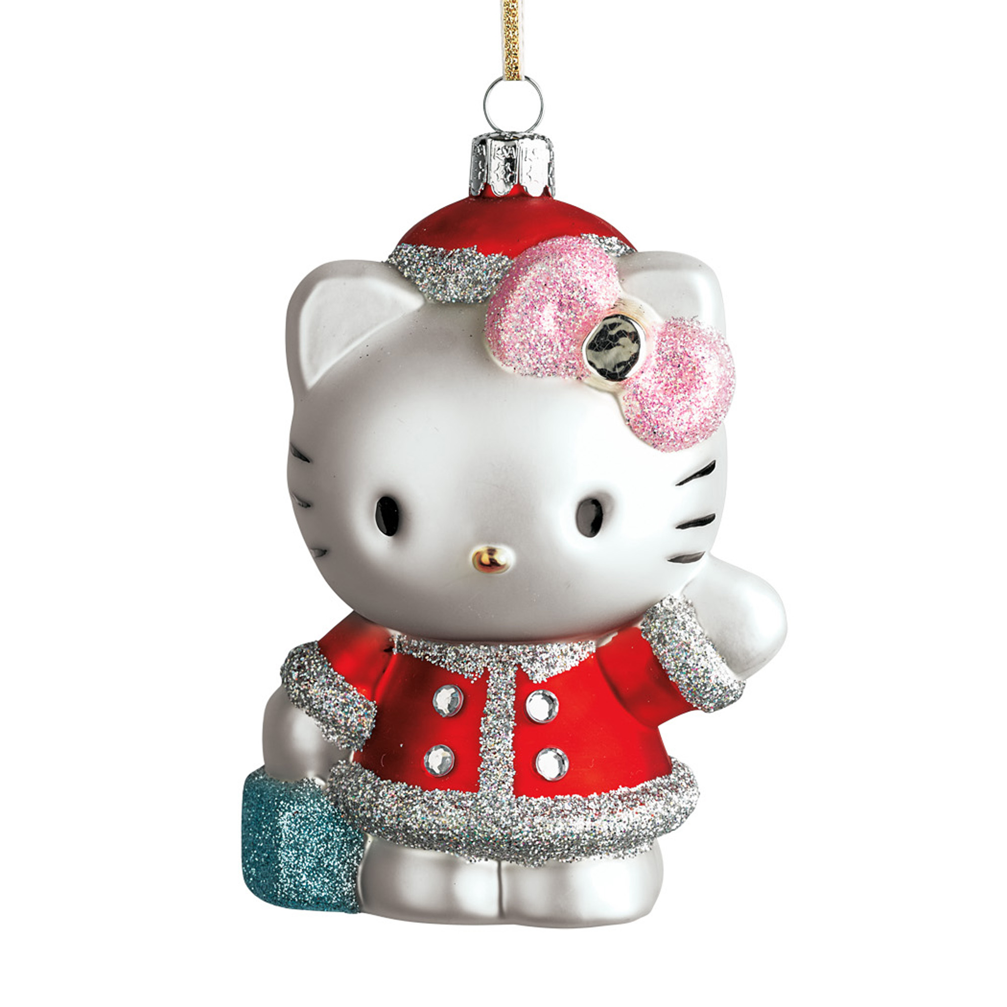 Kitty Christmas Ornaments Home Garden Improvement Design