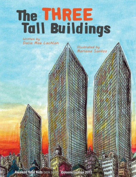 3 tall buildings poster2