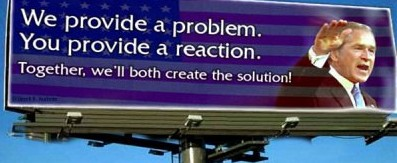 problem-reaction-solution yes