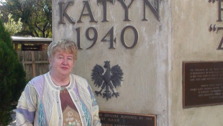 mary at katyn