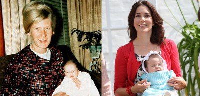 (L) Carleen Bryant, (R) Princess Mary of Denmark