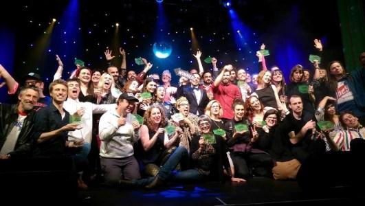 Awards Night at Melbourne Fringe