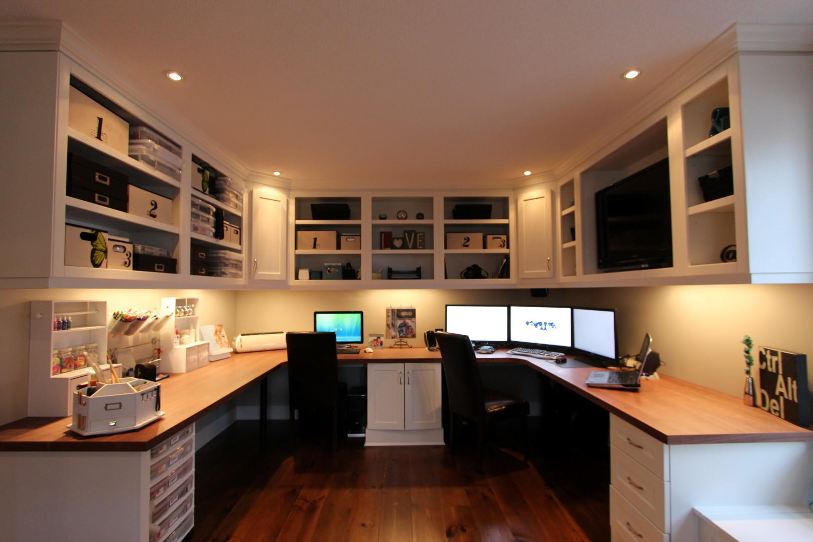 Home Office & Workspaces