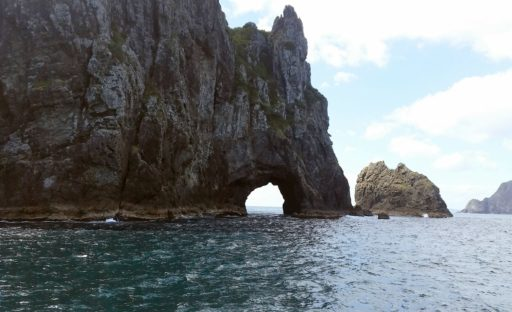 Bay of Islands - Hole in the Rock