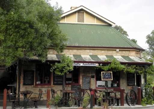Hahndorf bei Adelaide Cafe Assiette