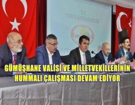 Torul ve Köylerinin Sorunları Masaya Yatırıldı