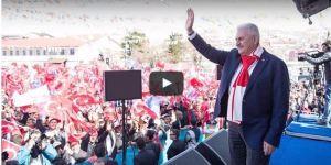 Başbakan Yıldırım'ın 25 Mart 2017 Tarihî Bitlis Konuşması