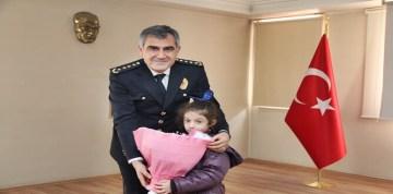 GÜMÜŞHANE İL EMNİYET MÜDÜRÜ ORHAN KAR'IN POLİS BAYRAMI MESAJI