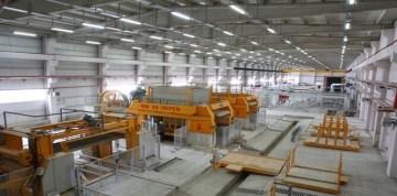 Bayburt Doğal Taş Fabrikası, Törenle Hizmete Açıldı