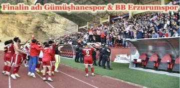 Gümüşhane TFF 1. Lig İçin Tek Yürek
