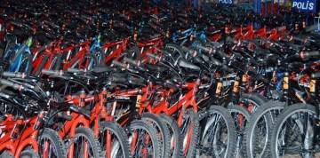 Gümüşhane Belediyesi'nden Bisikletli İftar