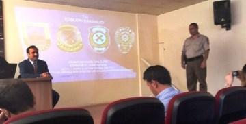 Gümüşhane'de Okul Servis Şoförlerine Bilgilendirme Toplantısı Yapıldı