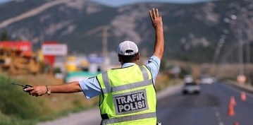 Gümüşhane'de Özel Trafik Denetimi