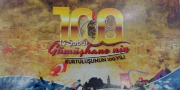 GÜMÜŞHANE'NİN KURTULUŞUNUN 100. YIL KUTLAMA PROGRAMI BELLİ OLDU