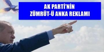 """AK PARTİ'NİN """"ZÜMRÜT-Ü ANKA"""" REKLAM FİLMİ 24 HAZİRAN ZAFERİNİ MÜJDELİYOR"""
