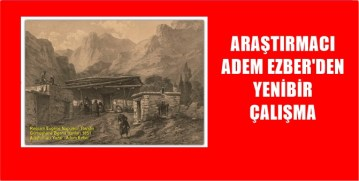 RESSAM SEYYAH FLANDİN'İN GÖZÜNDEN GÜMÜŞHANE 1851 YILI