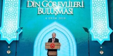 """Cumhurbaşkanı Erdoğan: """"Cami merkezli bir hayatı özendirmemiz, teşvik etmemiz gerekiyor"""""""