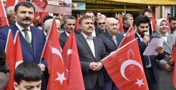 EZAN KARŞITI FEMİNİSTLERE GÜMÜŞHANE'DEN TEPKİ