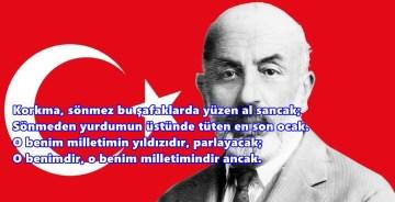 Cumhurbaşkanı Erdoğan'dan İstiklal Marşı ve Akif Mesajı