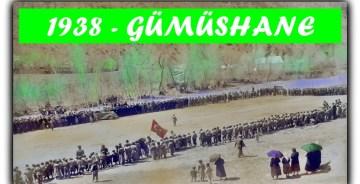 81 YIL ÖNCE GÜMÜŞHANE'DE 23 NİSAN BAYRAMI