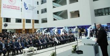 Cumhurbaşkanımız Erdoğan, Siber Güç Merkezimizi Hizmete Açtı
