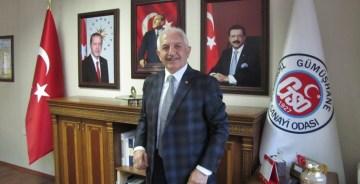 Başkan Akçay'dan hem teşekkür, hem destek açıklaması