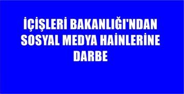 FETÖ/PDY, PKK/KCK ve Marjinal Gruplara Sosyal Medya Darbesi