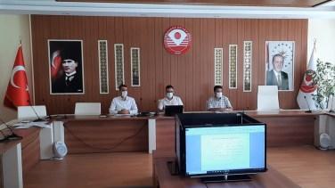 Gümüşhane Üniversitesi'nde  2023-2027 Dönemi Stratejik Plan Çalışmalarına Başlandı