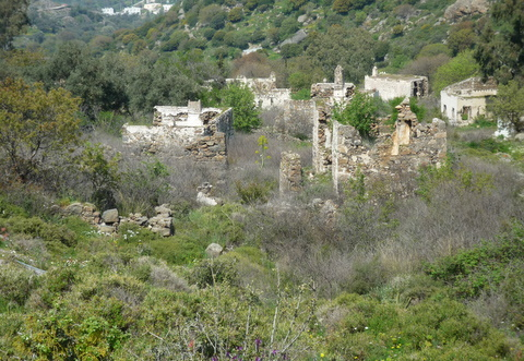Deserted Village of Sandima