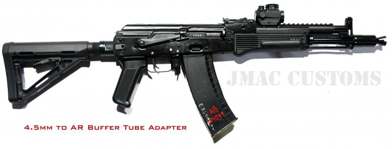 JMac Customs folding stock adapter