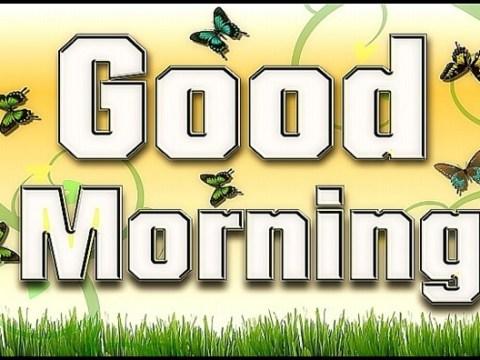 ingilizce günaydın mesajlar resimli