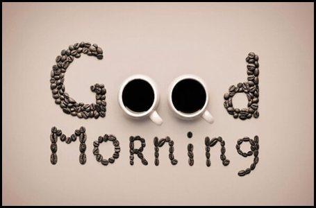 ingilizce günaydın mesajı