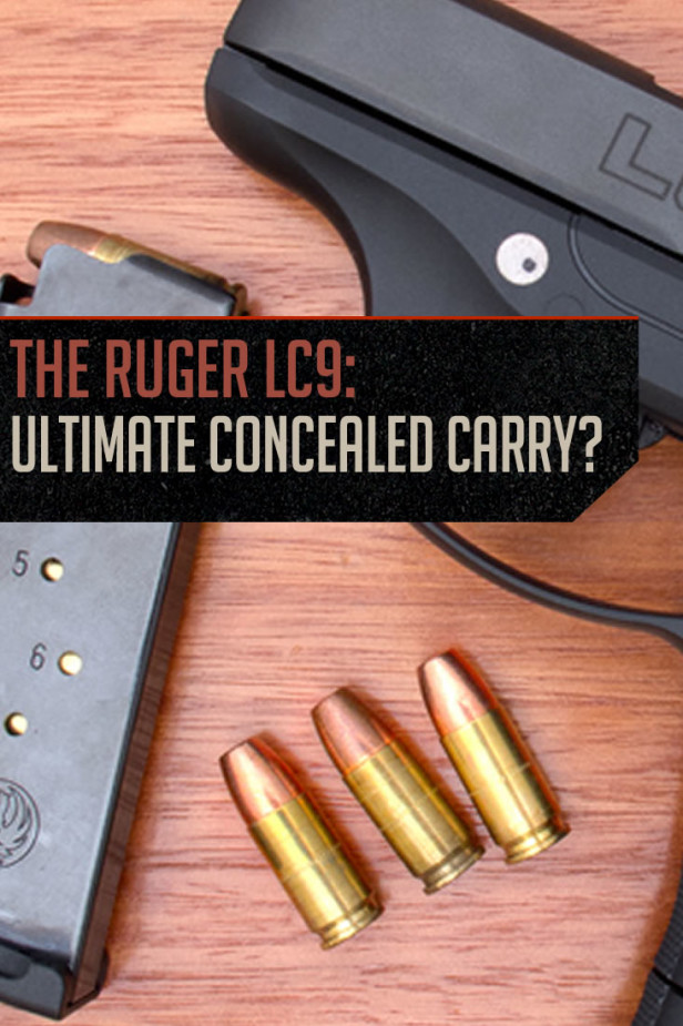 Can The Ruger Lc9 Be More Than A Good Concealed Carry