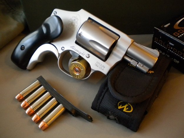 Smith & Wesson Model 638 | The Best Concealed Carry Guns For Women