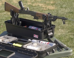 Best Gun Cleaning Box Rifle