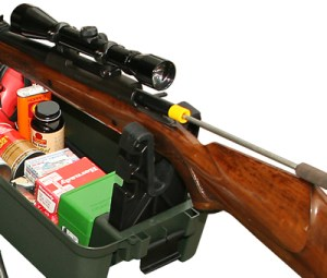 Gun Cleaning Toolbox Rifle