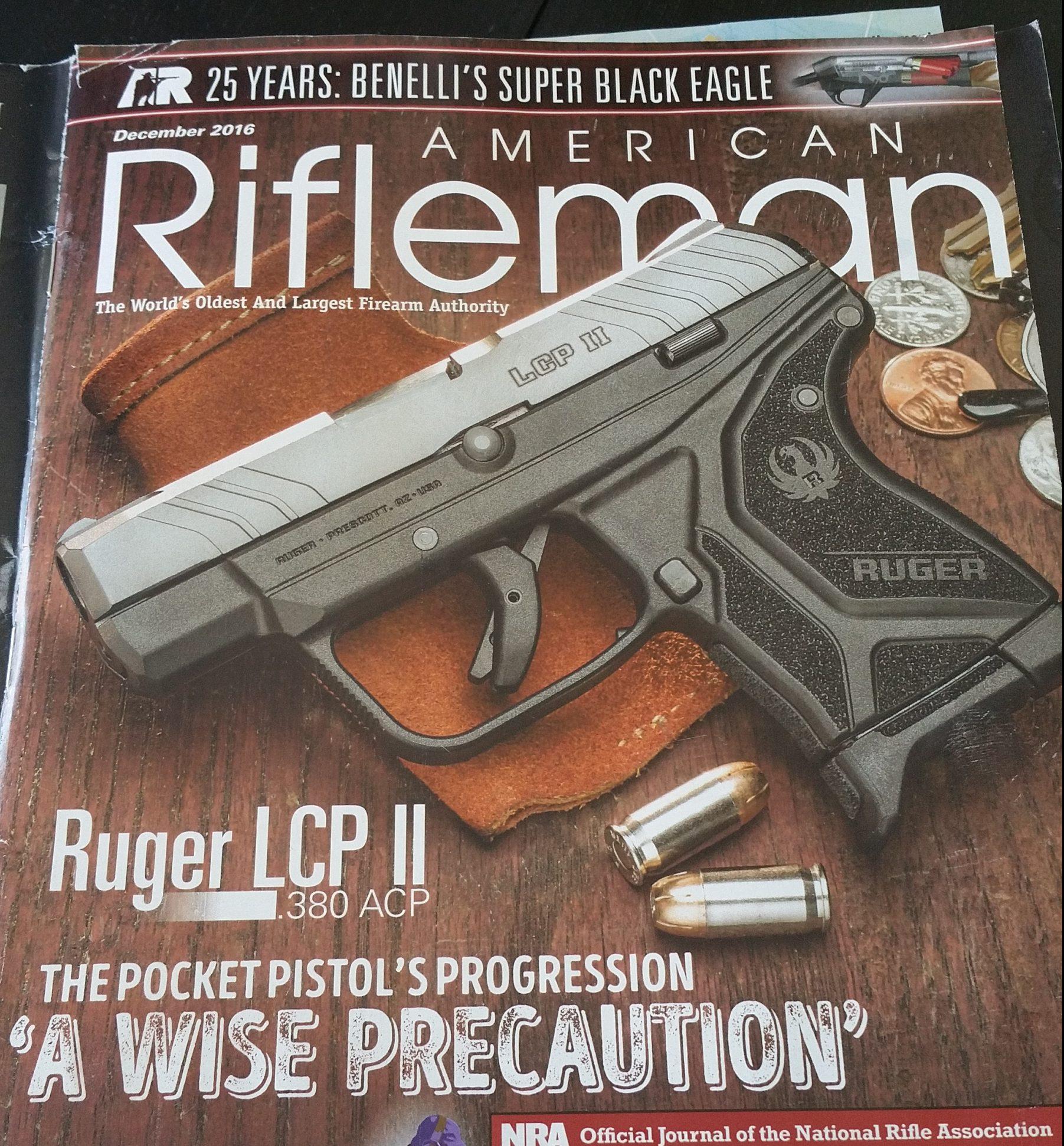 The Pocket Pistol