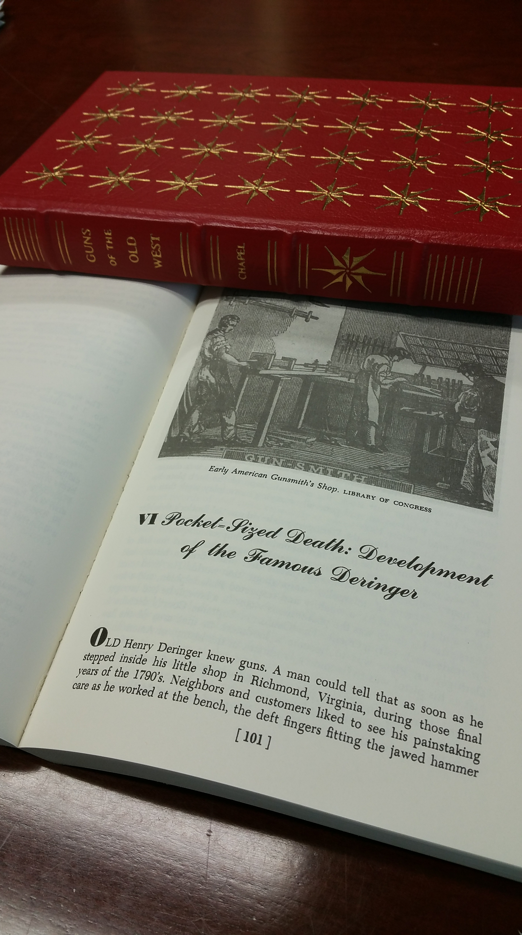 Pocket-Sized Death: Development of the Famous Deringer