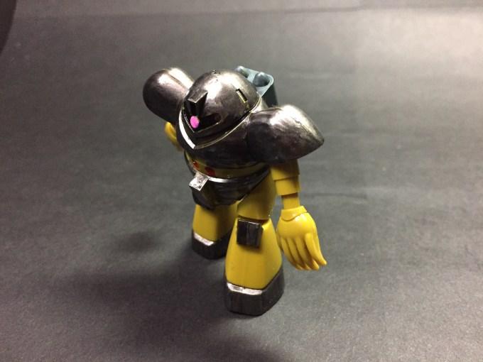 ガンプラコレクション gunpla collection 1/288 ゴッグ gogg MSM-03 アクション action