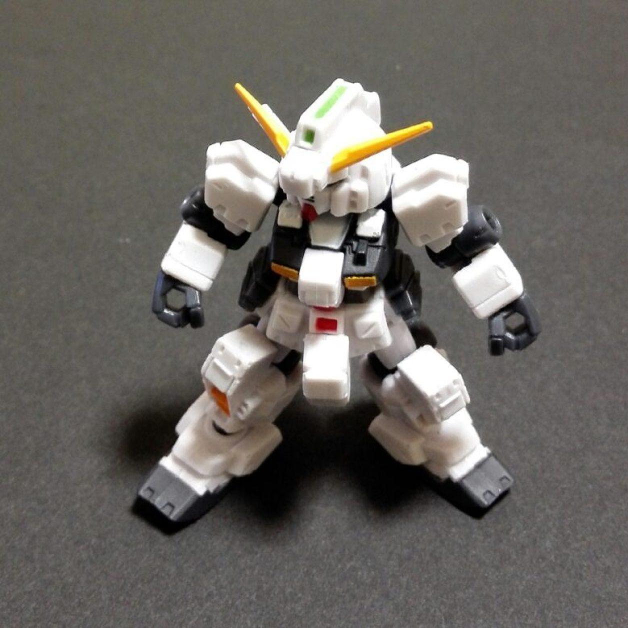 MOBILE SUIT ENSEMBLE(モビルスーツアンサンブル)第03弾ヘイズル改(テスト機カラー)の画像