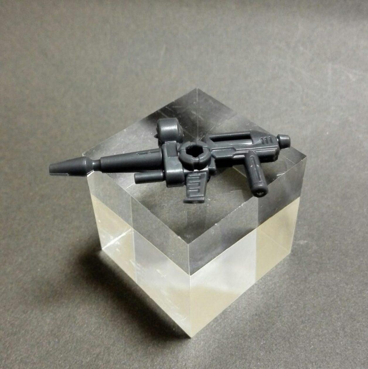 MOBILE SUIT ENSEMBLE(モビルスーツアンサンブル)1.5弾のガンダム(G3)の初期武装であるビーム・ライフルの画像