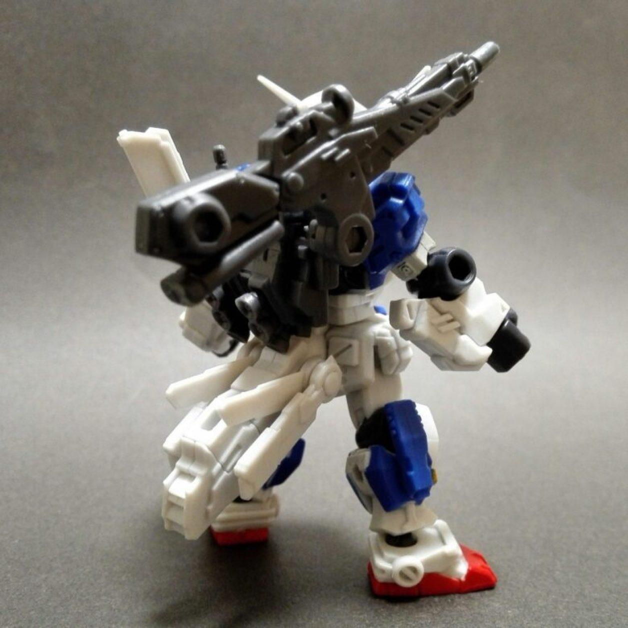 mobile suit ensemble(モビルスーツアンサンブル)12弾のfaガンダム7号機の画像