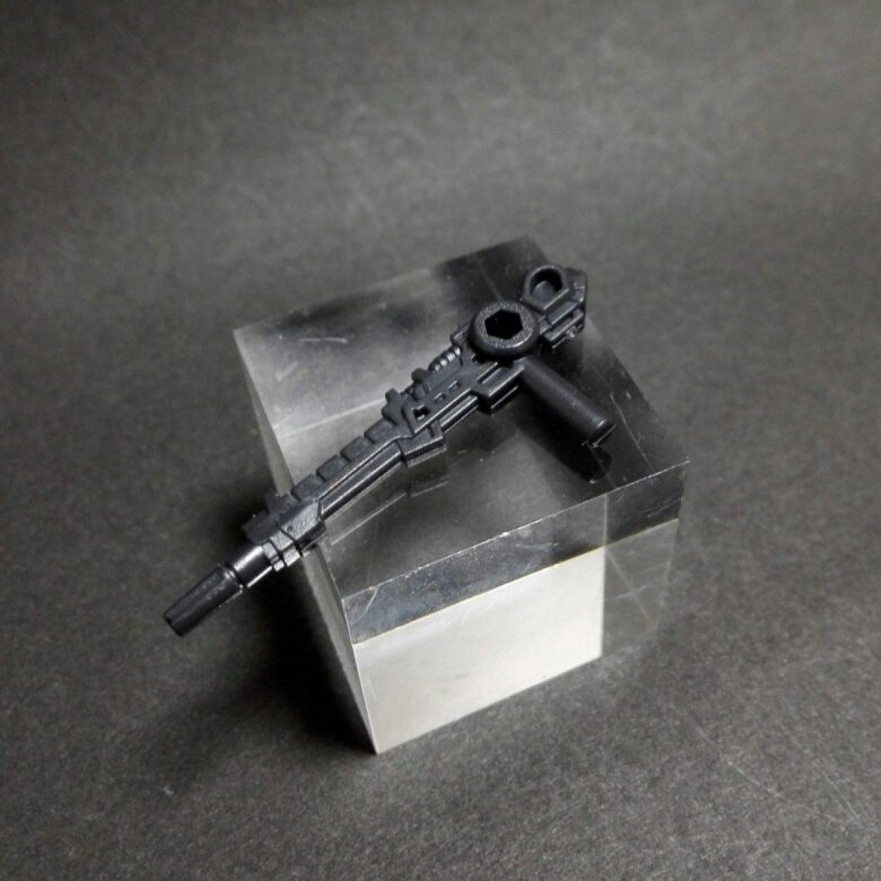 mobile suit ensemble 14弾のMS武器セットのゼータプラス用武装のビーム・ライフルの画像