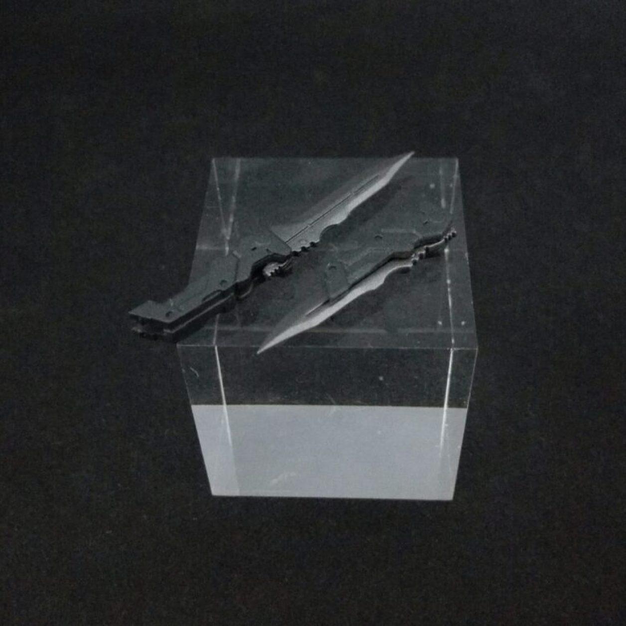 METAL BUILED(メタルビルド)エールストライクガンダムのアーマーシュナイダーの画像