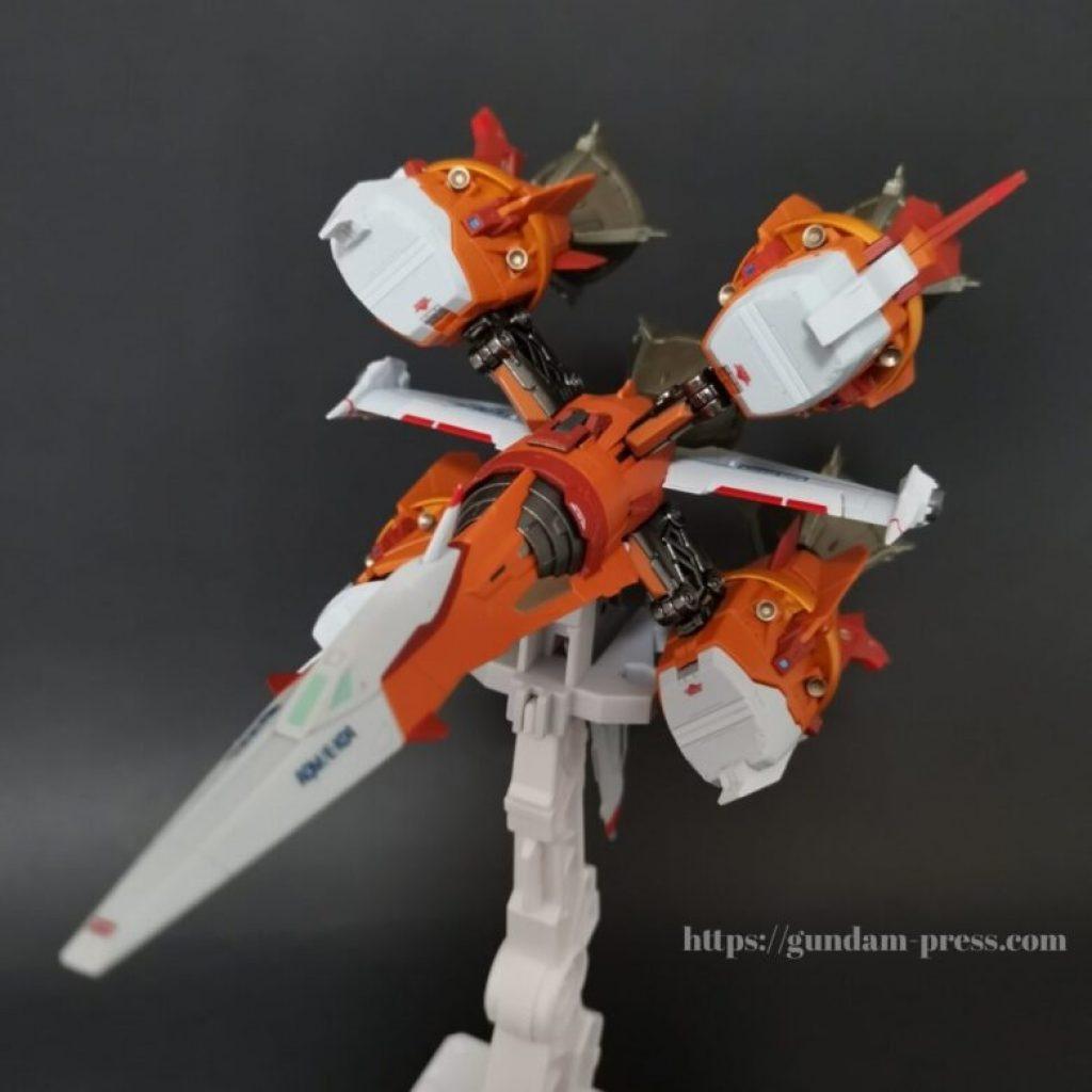 METAL BUILED のガンバレルストライカーの画像